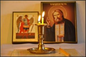 две свечи...