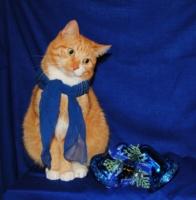 Синий платочек
