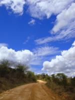 Две дороги:земная и небесная!
