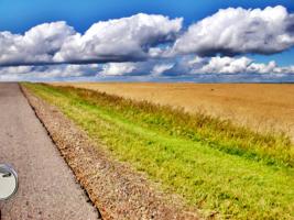 Въезд в страну облаков.
