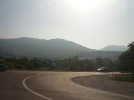 Дивноморское-горы