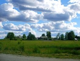 В дороге с облаками