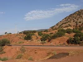 Дорога в Агадир