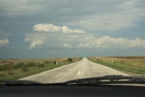 дорога на Керчь