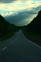 Бескрайняя дорога...