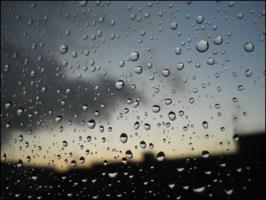 Где льют дожди,похожие на слёзы