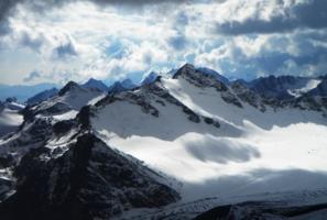 Оставляю в горах свое сердце....