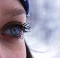 У тебя глаза как нож