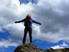 Покорительница гор