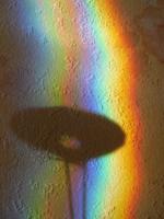 Радужная тень
