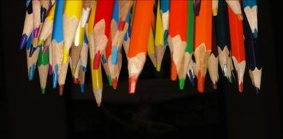 Цветные сосульки
