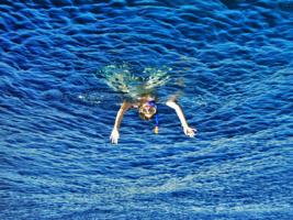 Сноркелинг глазами русалки