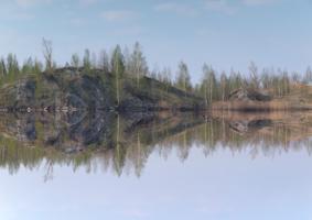Иллюзия симметрии