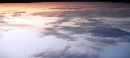 Океан неба...
