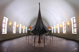 Корабль викингов
