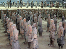 Гробница Шинь Хуань Ди