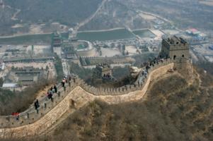 И китайская стена небесконечна