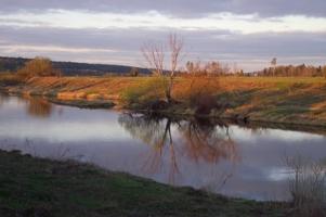 Отражение весны