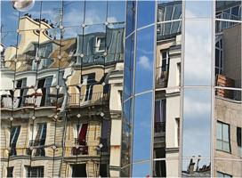 Кривые зеркала Парижа ...