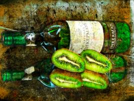 зеленая оскомина