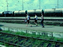 Женский марафон