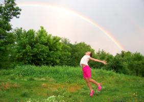 Выше радуги!
