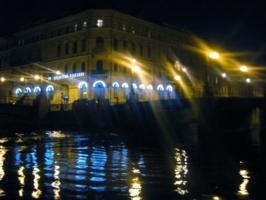 Петербург ночью