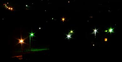 Фонари Ночного Городка