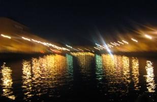 Краски ночного Петербурга