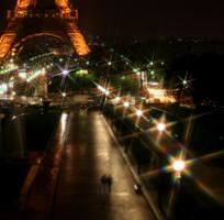 Огни и тени Парижа