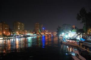 Каир. Нил