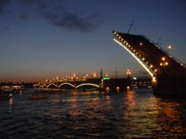 Сказочный  Санкт- Петербург