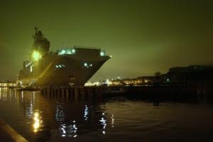 Французский корабль «Мистраль»,