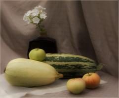 Кабачково - яблочный Спас