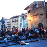Летний вечер во Флоренции