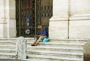 У стен Ватикана