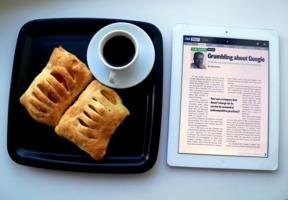Завтрак с газетой 21 век