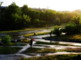 Дождь заканчивается