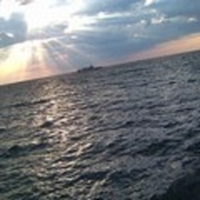 Черное-черное море
