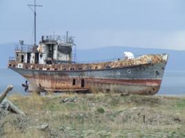 Баллада о брошеном корабле