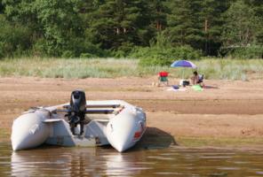 Райский уголок на Финском заливе