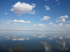 Облака-небесные лодки