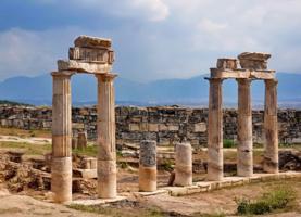 Колонны Иераполиса