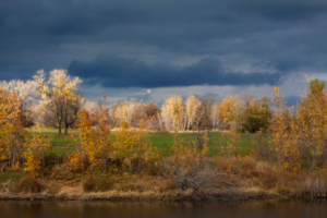 осень на Карамане
