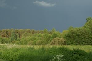 Накрывает непогода