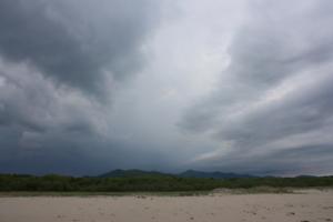 Скоро начнется дождь!