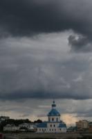 Грозные облака