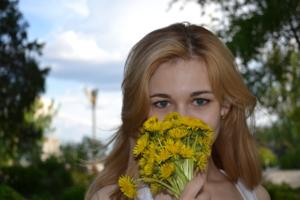 Девушка - Весна!!!!