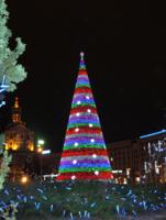 Главная площадь любимого города