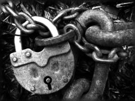 замки и цепи